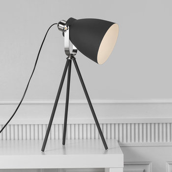 Largo Table Lamp - Black