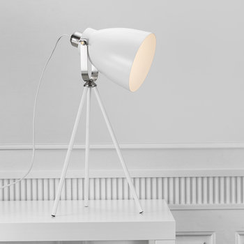 Largo Table Lamp - White