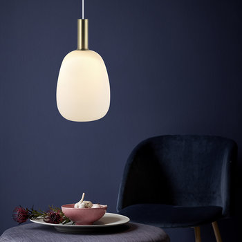 Opal White Alton 23 Pendant Light