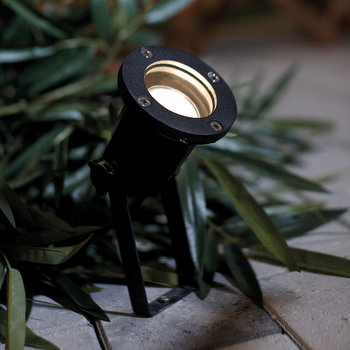 Spotlight LED Outdoor Light - Black