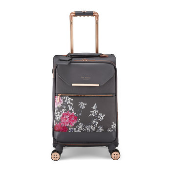 Albany Softside 4 Wheel Suitcase - Grey