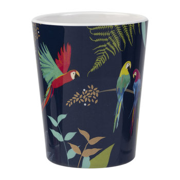 Parrot Collection Melamine Cup - Set of 4