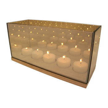 Reflection Tealight Holder - Five