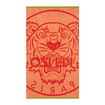 Newtiger Beach Towel - Red