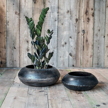 Endo Reclaimed Iron Planter