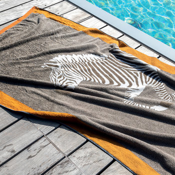 Zuluroy Beach Towel