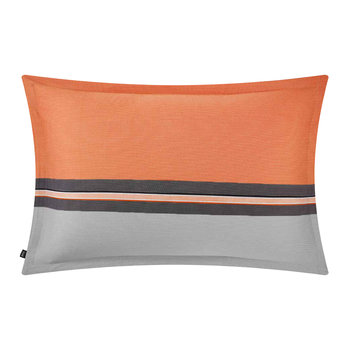 Paddy Pillowcase - Orange - 50x75cm