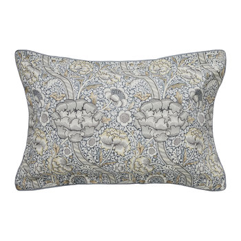 Wandle Oxford Pillowcase - Gray