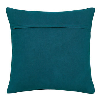 Dill Pillow - Dark Aqua - 45x45cm