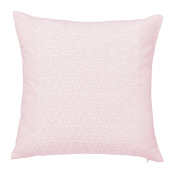 Protea Flower Cushion - Sea Pink - 40x40cm