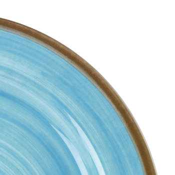 Aimone Plate - Turquoise