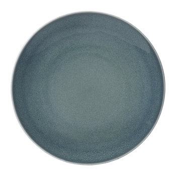 Art Glaze Dinner Plate - Candied Sky