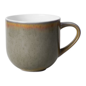 Art Glaze Mug - Flamed Caramel