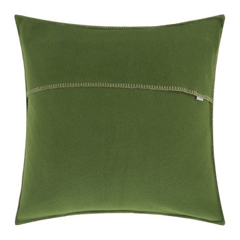 Soft Fleece Cushion - 50x50cm - Dark Jade