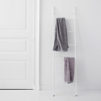 Icon Towel Ladder - White