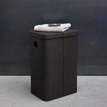 Ilia Laundry Basket - Coffee
