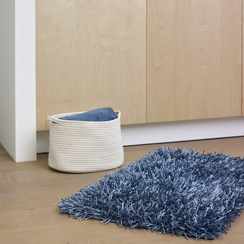 Kemen Bath Mat - Denim - 60x100cm
