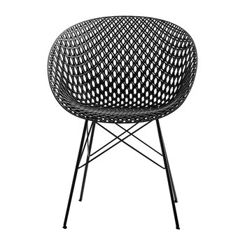 Matrix Outdoor Chair - Black