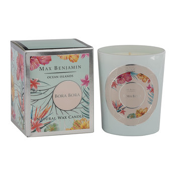 Ocean Islands Scented Candle - 190g - Bora Bora