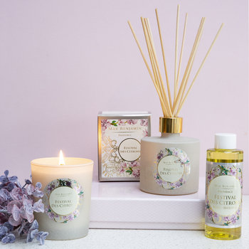 Provence Reed Diffuser - 150ml - Festival Des Citrons