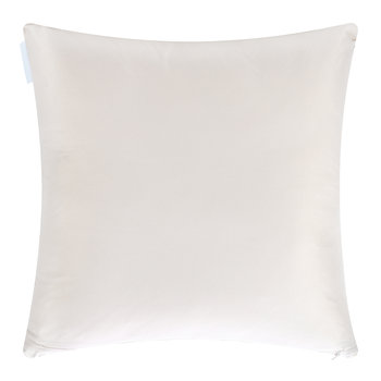 Savoy Bed Pillow - 45x45cm - Blush