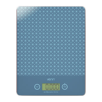 Cookbook Stand & Scales Set - Blue