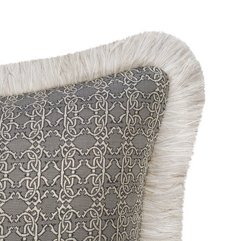 Platinum Cushion - Grey