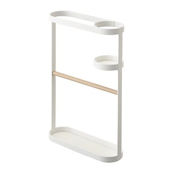 Tosca Umbrella Stand - White