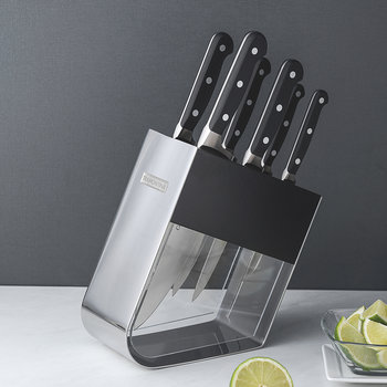 Century Knife Block - 7 Piece Set