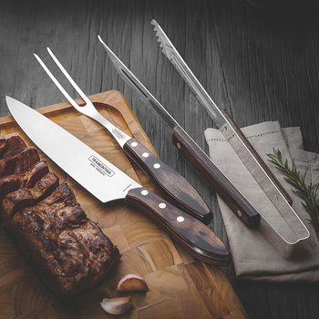 Churrasco Campeira Grill Carving Set