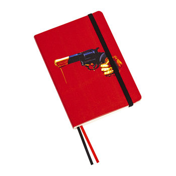 Small Notebook - Revolver