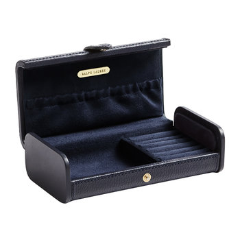 Ryan Travel Box - Navy