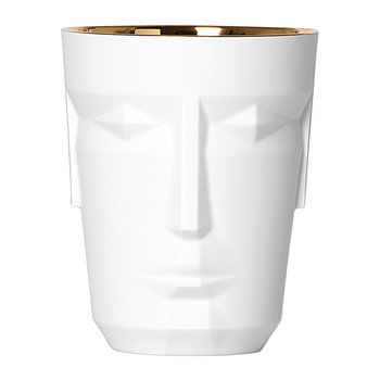 Prometheus Tumbler - Satin White