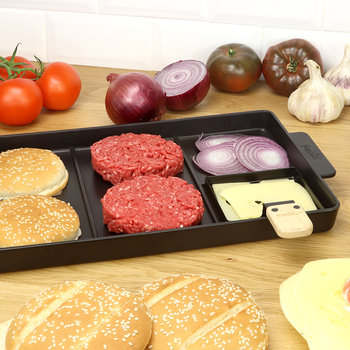 Burger Chef Burger Grill Set