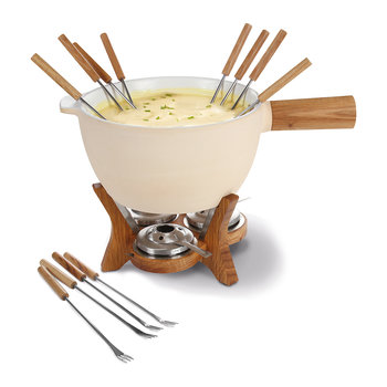 Large Party Fondue Set - 6.5L