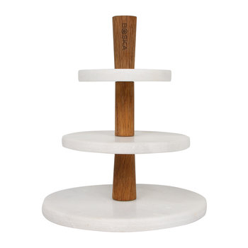 Marble Chocolate Serving Tower