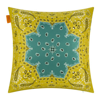 Bottaccione Cushion  - 45x45cm - Light Blue