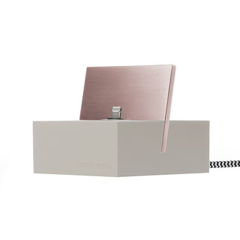 Terrazzo Wireless Dock - Rose