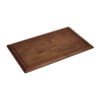 Pure Wood Rectangular Chopping Board