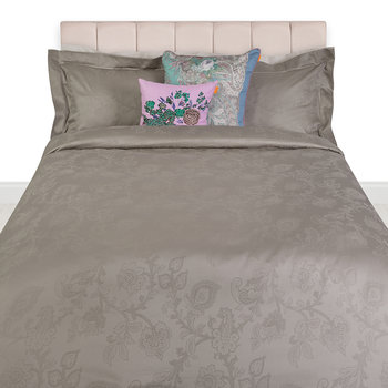 Jane Bed Set - Taupe