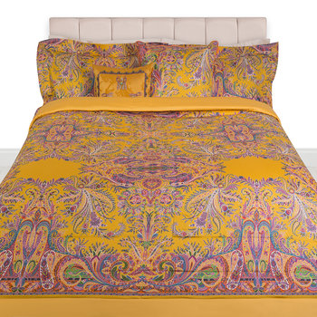 Ronda Quilted Bedspread - 270x270cm - Yellow