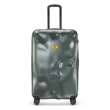 Icon Suitcase - Metal Green