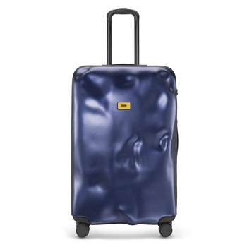 Icon Suitcase - Metal Navy