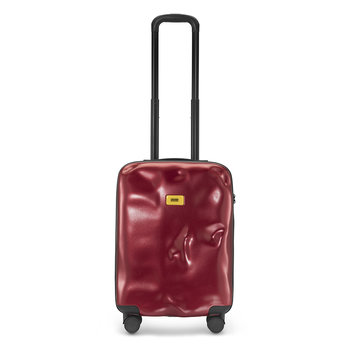 Icon Suitcase - Metal Red