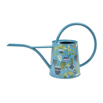 Brie Harrison Indoor Watering Can - Blue