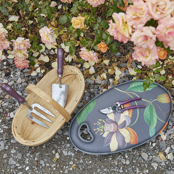 RHS Passiflora Trowel and Fork Set