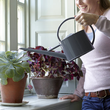 Sophie Conran Indoor Watering Can - Gray