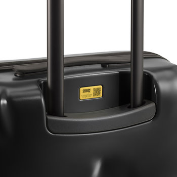 Icon Suitcase - Black
