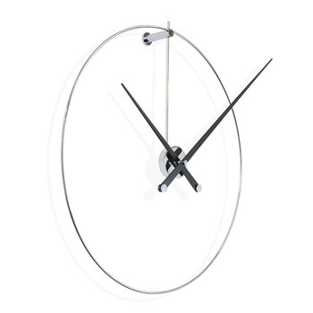 Anda Wall Clock - Black