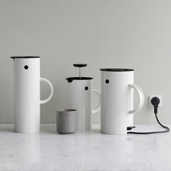 EM77 Electric Kettle - White